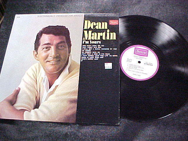 Martin,Dean I'm Yours LP